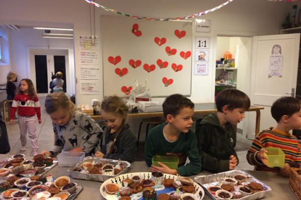 0is Bake Sale To Support Sos Børnebyerne Institut Sankt Joseph