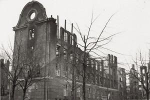 Markering af 75 årsdagen for bombningen af Institut Jeanne d'Arc