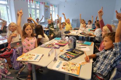 0.-4. klasse tilbage i skole på mandag