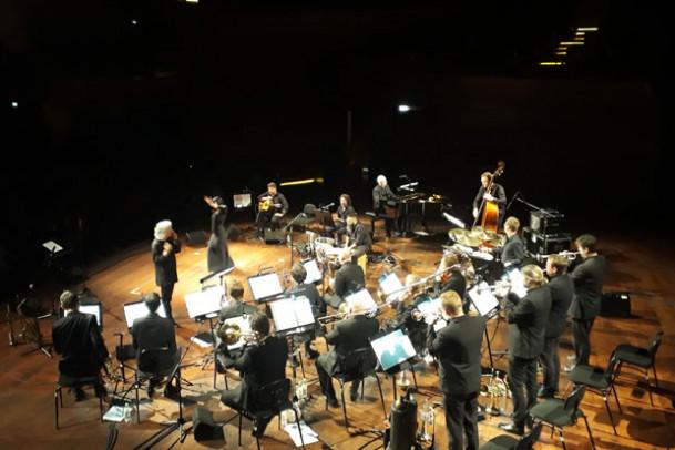 Til jazz-koncert i DR-byen