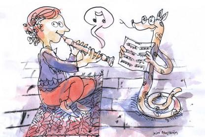 Tilmelding til Musikskolen