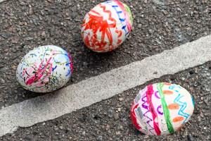 At trante æg