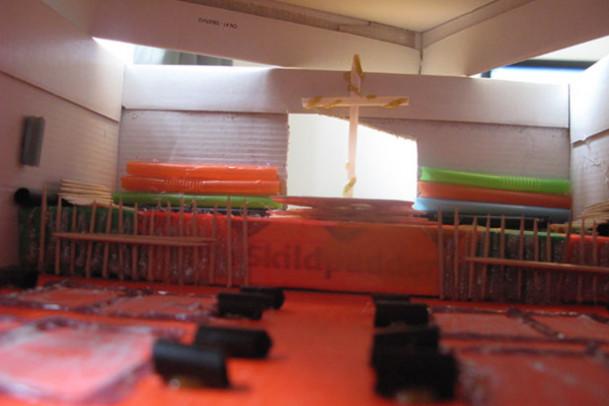 Et kirkearkitekturprojekt