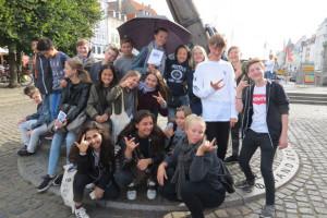 København, på engelsk