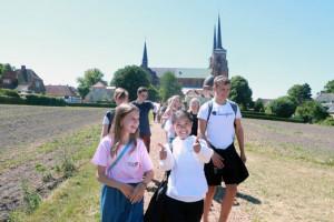 Historietur til Roskilde