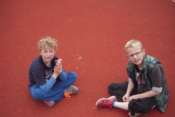 Sportsdag i Aalborg