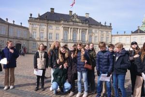 Historisk tur i Frederiksstaden på dronningens fødselsdag