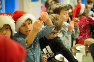 1. december springer julen ud