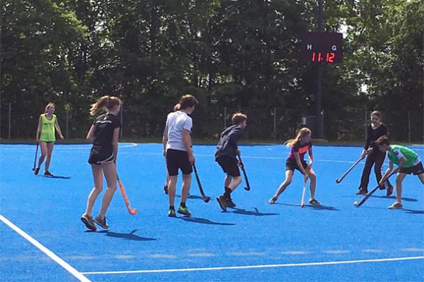 Græshockey i Gentofte