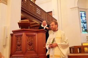 Høstgudstjeneste i Esajas Kirke