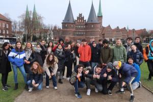 Elever går i kloster! 2