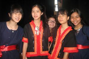 Gæster fra Thailand