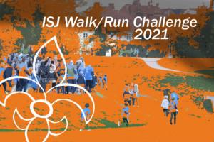 Vær med til ISJ Walk/Run Challenge!