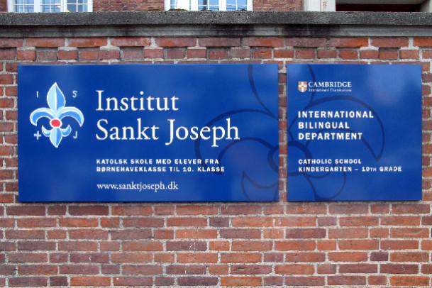 ISJ School Logo
