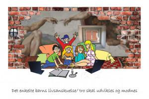 Mission and Values of Institut Sankt Joseph 19/3 2018