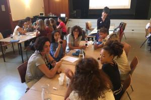 Besøg af 28 lærere fra Italien