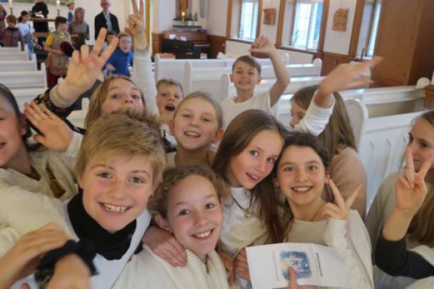 Indmeldelse i dansk afdeling 0. klasse 2019/20