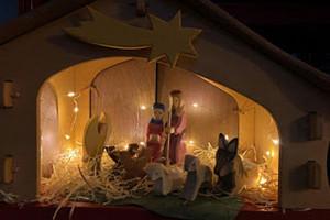 Julekrybberne skal ud