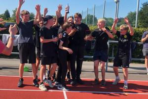BREAKING: 8i drenge vinder på Katolske Lege
