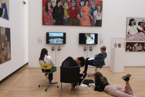 Fagdag med kunst og religion