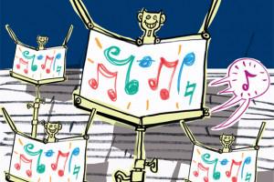 Tilmeldingen til ISJ's Musikskole er åben