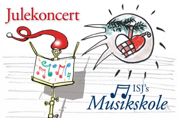 Musikskolen holder julekoncert