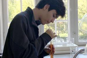 Forberedelser til naturfagseksamen er i gang