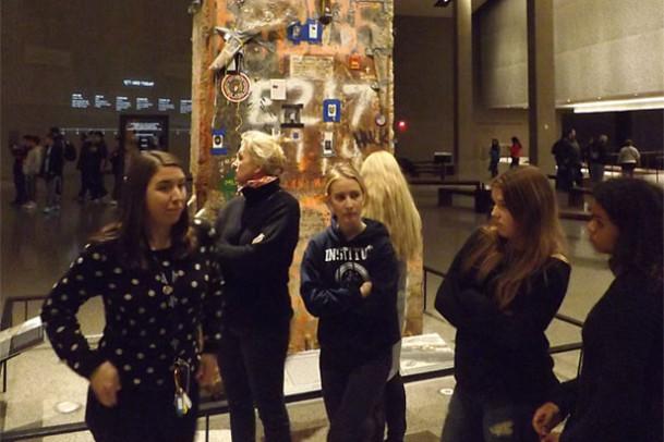 10. klasse ved Ground Zero