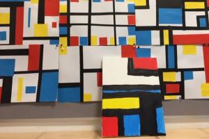 Mondrian i 3.i