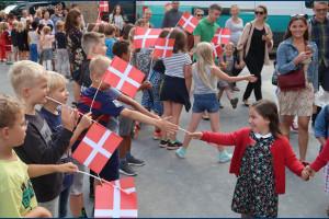Kun få ledige pladser i børnehaveklassen, dansk afdeling