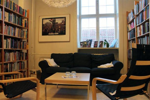 Study Hall Cafe