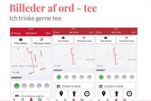 Deutschkurs mit GPS-Trackern