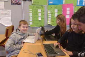 Uge 4, elektronisk billedbehandling i 3. klasse